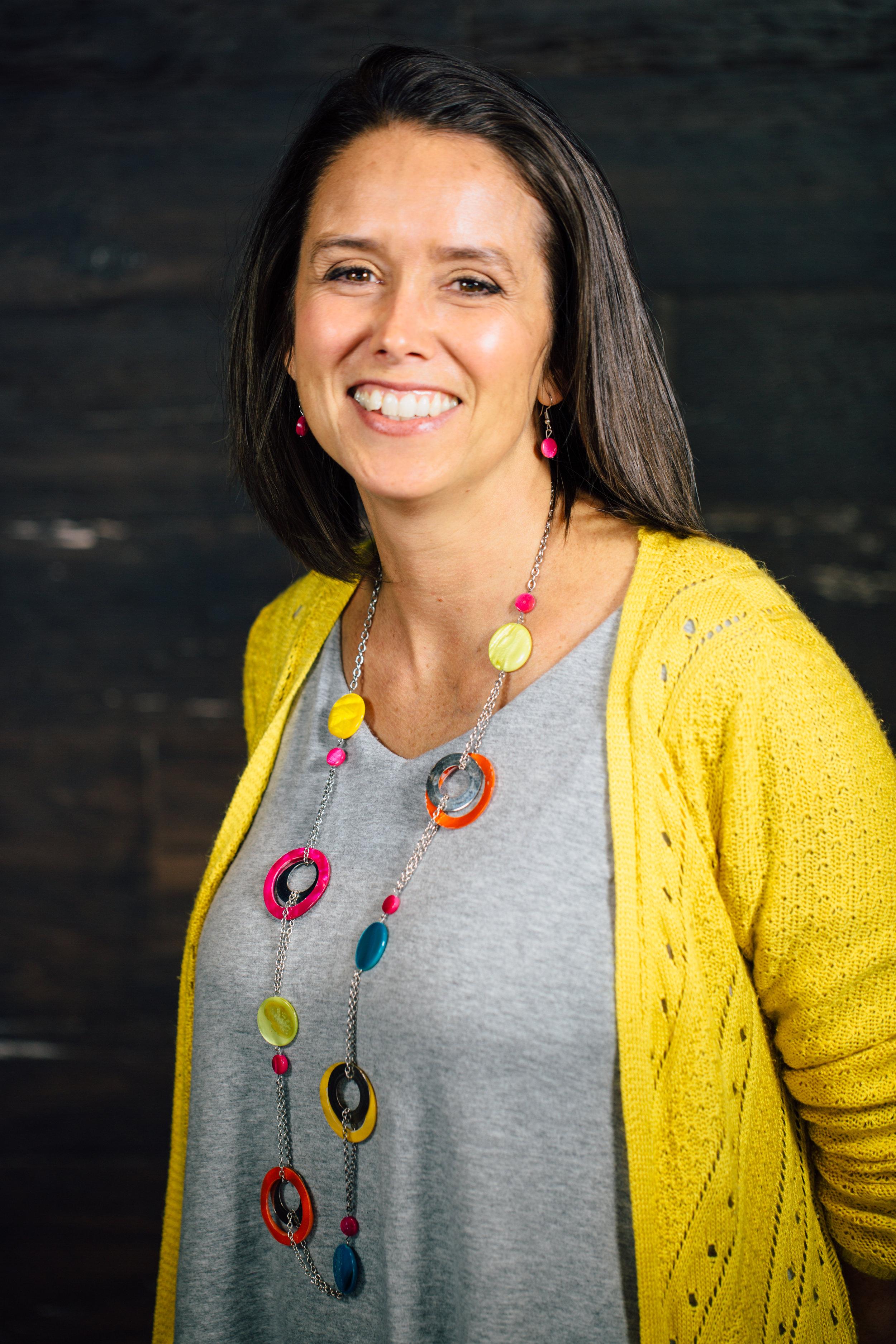 Judy Hall - Nursery Ministry Associate - jhall@racinechristian.org