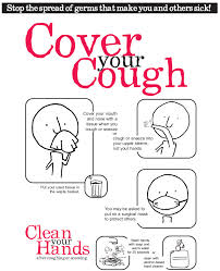 To prevent the flu and E-68 Cover & Wash. Please note there is no E-68 vaccine at this time.