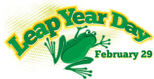 Every four years February has an extra day. This year Leap Year Day and Town Meeting are on Monday. Hope to see you there.