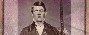Today is the 171st Anniversary of Phineas Gage's accident.