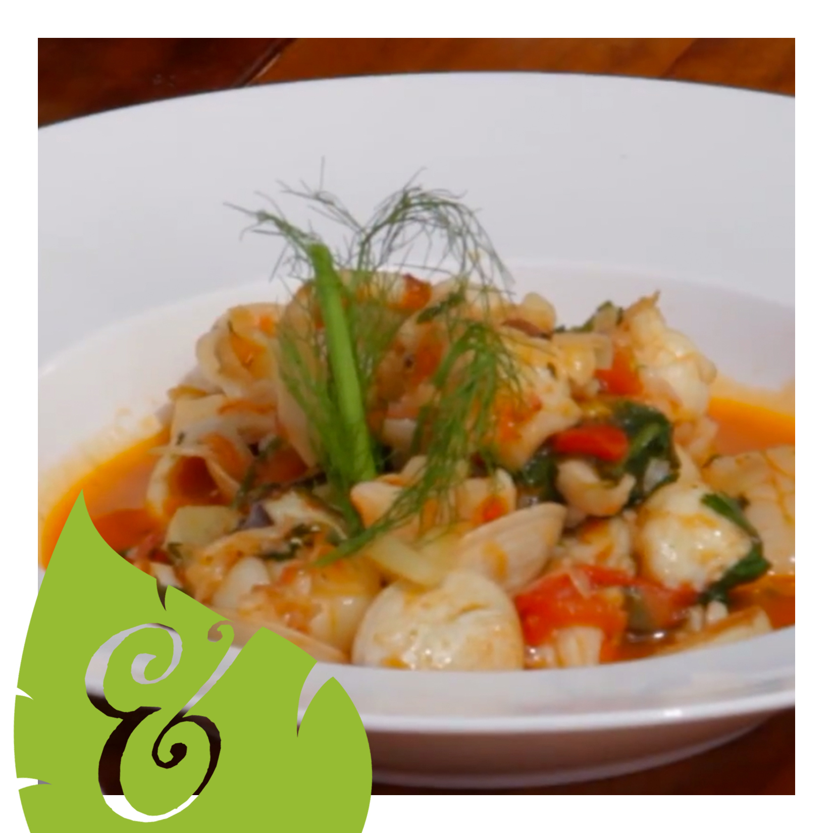 caribbean seafood stew