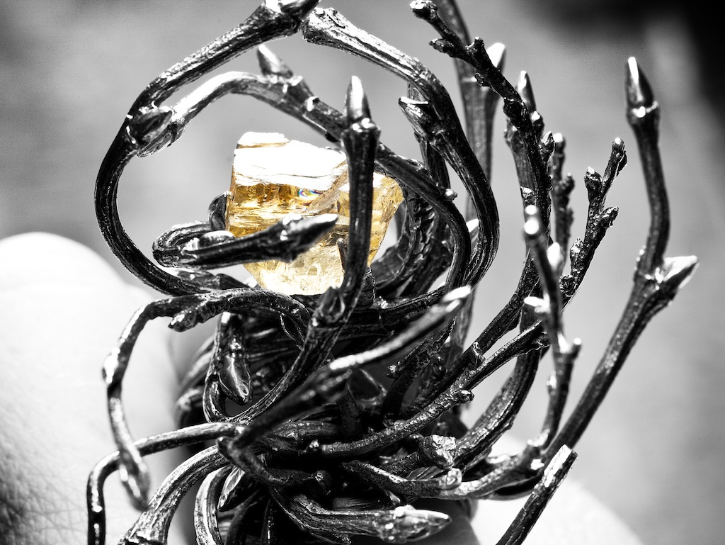 Elvish Willow twig and citrine ring RedSofa jewellery_01.jpg