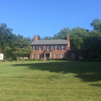 The Waren Kerr house today.