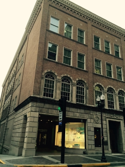 The Fidelity Building, 502 S Gay St