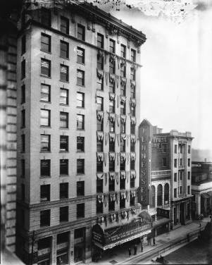 The Burwell Building, courtesy of The McClung Collection