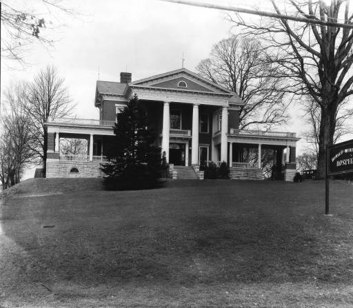 Photo courtesy of the McClung Historical Collection