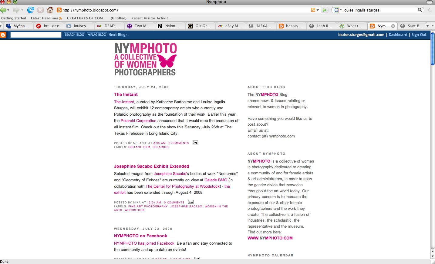 NYMPHOTO Online