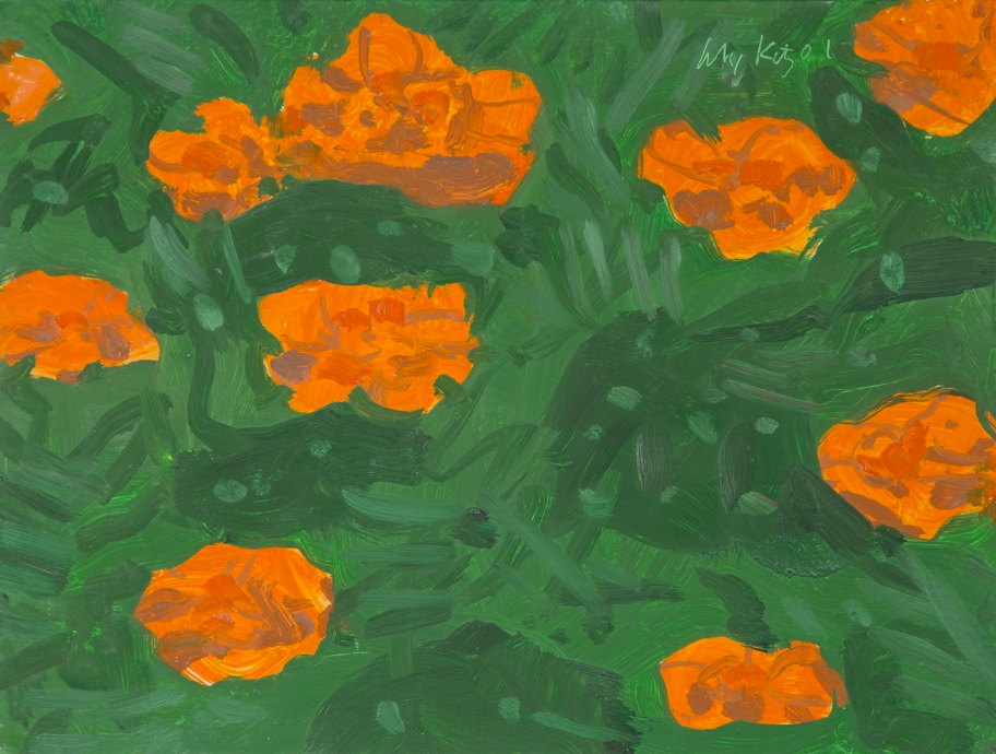 Alex Katz at Peter Blum Gallery