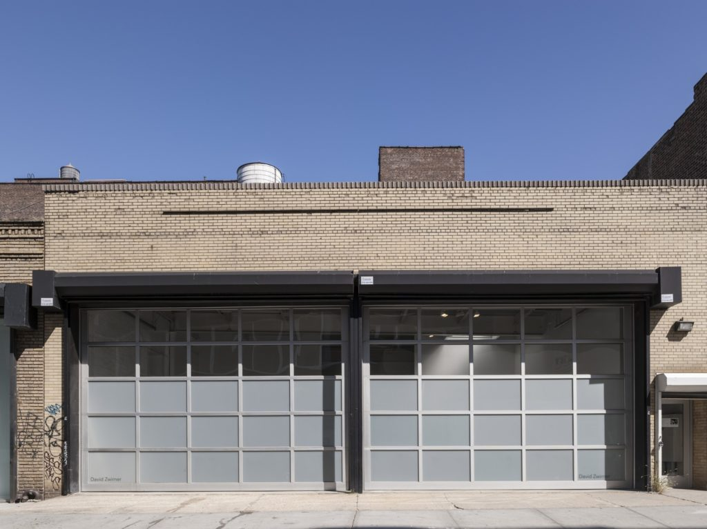 David Zwirner's 525 West 19 Street location will house half of Plan B, a pop-up show for dealers from the cancelled VOLTA New York. Photo courtesy of David Zwirner Gallery.