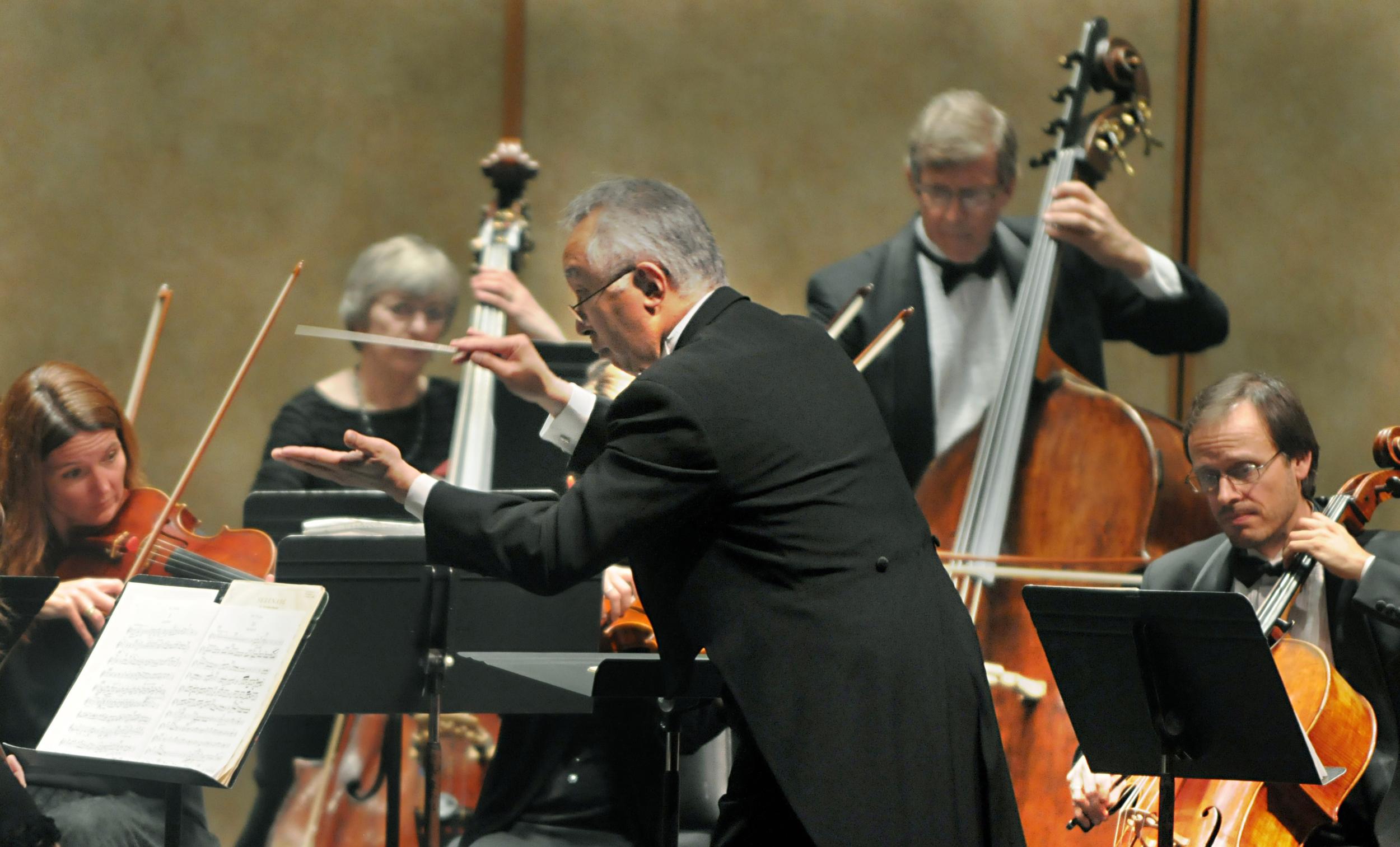Conductor Heiichiro Ohyama