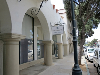 The American Riviera Bank merged with the Bank of Santa Barbara in a deal that places the community banking institutations in a position to better lend and conduct business.(Gina Potthoff / Noozhawk photo)