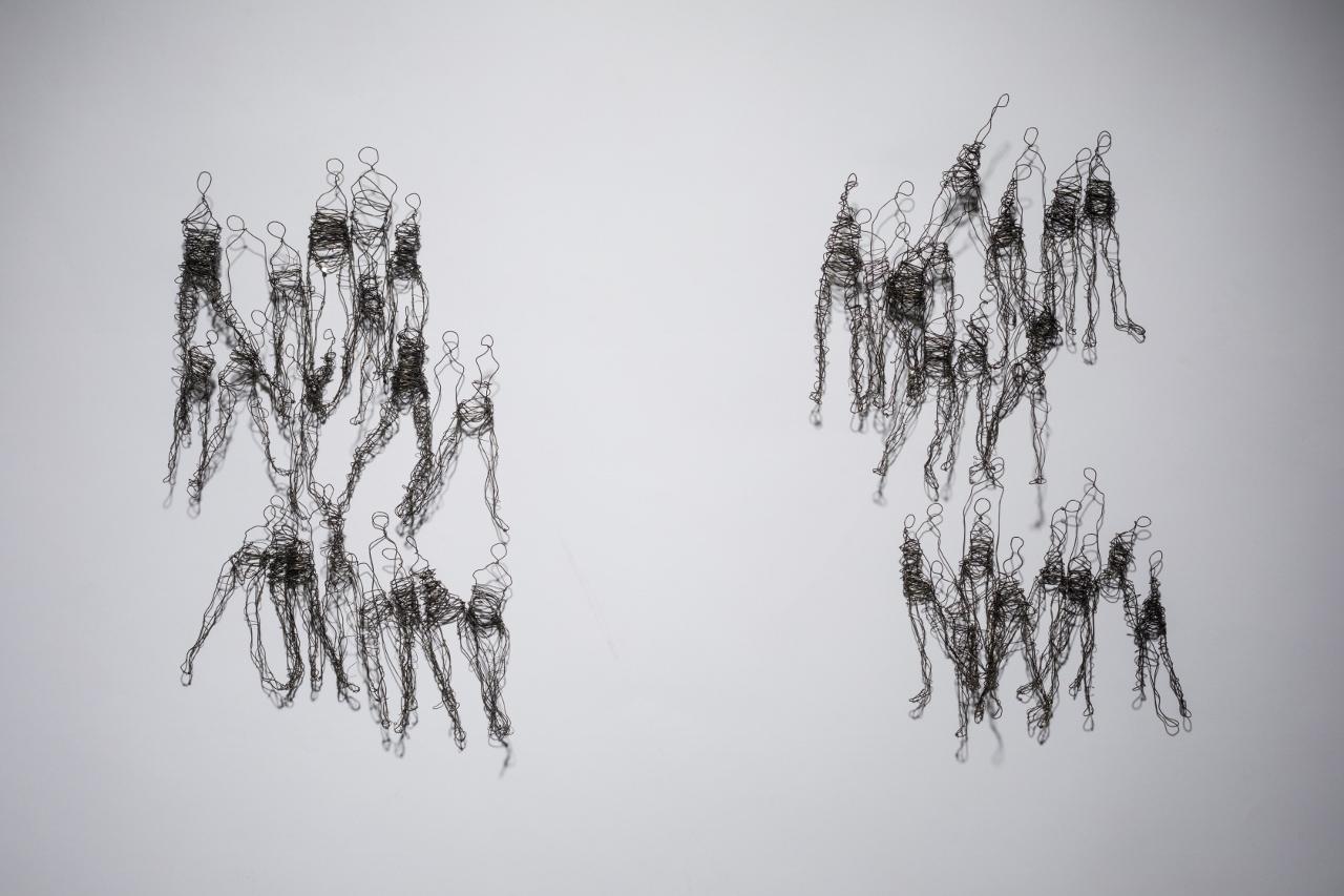 Two Voice Fugue