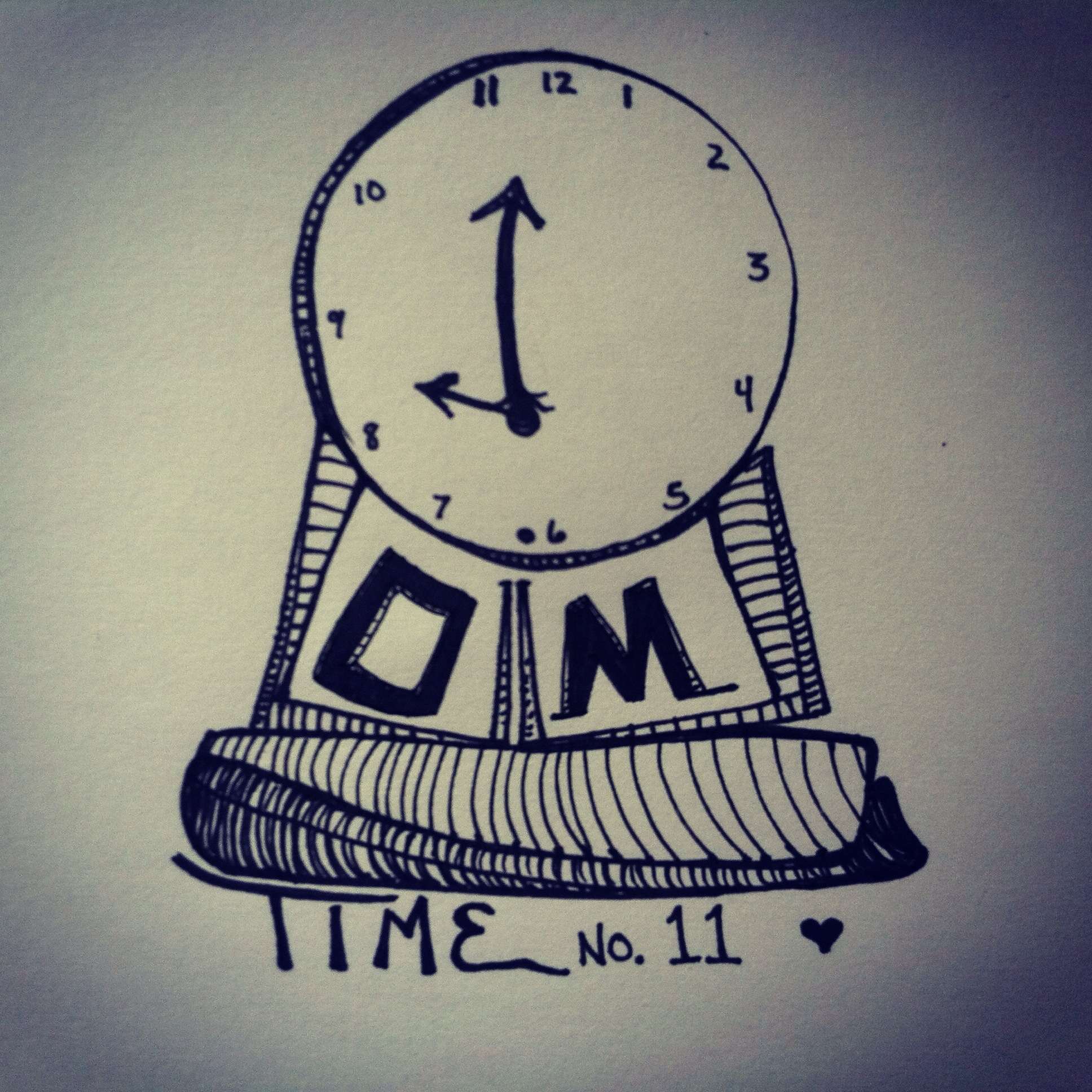 Time no.11