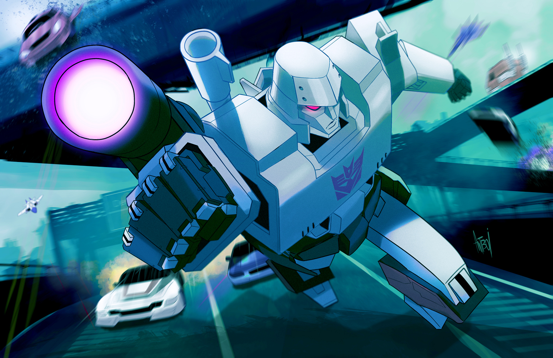 Transformers: Megatron
