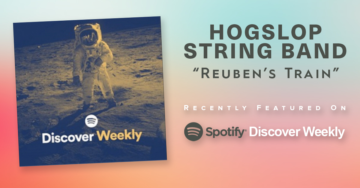 hogslop spotify playlist discover weekly