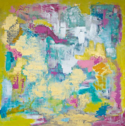 colors colliding