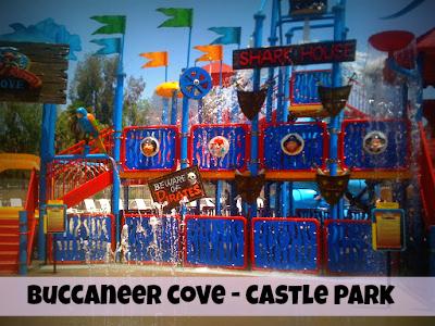 Buccaneer Cove - Castle Park