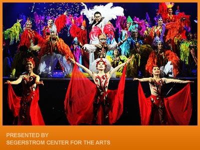 Photo Credit: Segerstrom Center for the Arts