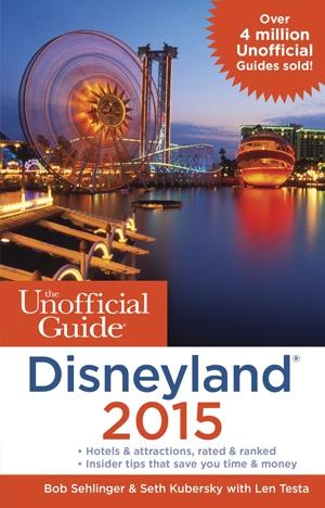 So Cal Pockets Memories Unofficial Disneyland 2015