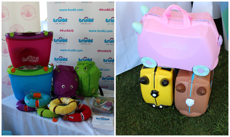 Trunki booth, just loved these and now in the US! and so affordable. Trunkisus.com