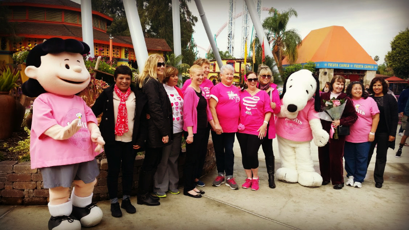 Knotts Breast Cancer