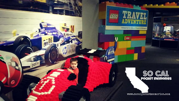 LEGO at Discovery Science Center