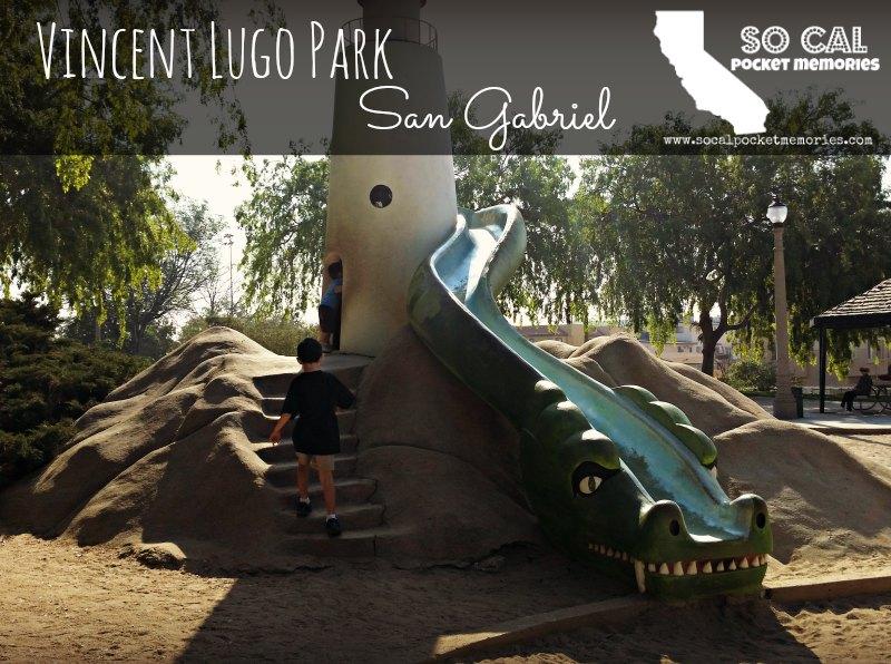 Check out Vincent Lugo Park in San Gabriel