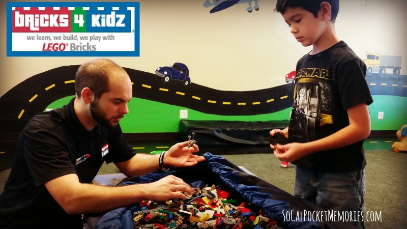 Bricks 4 Kidz has kids learning while building with LEGO's