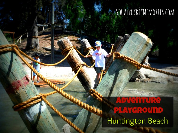 Explore Adventure Playground - Huntington Beach open during summers
