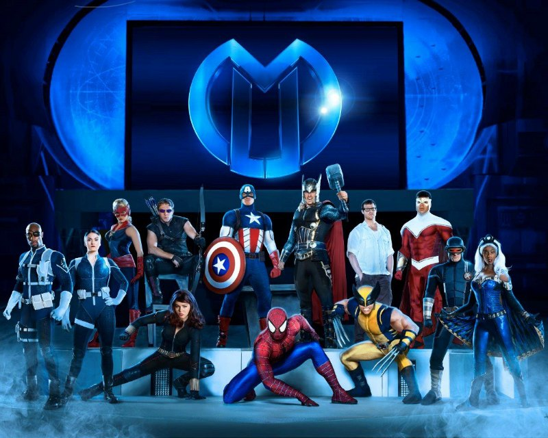 Marvel Universe LIVE! is coming to So Cal!