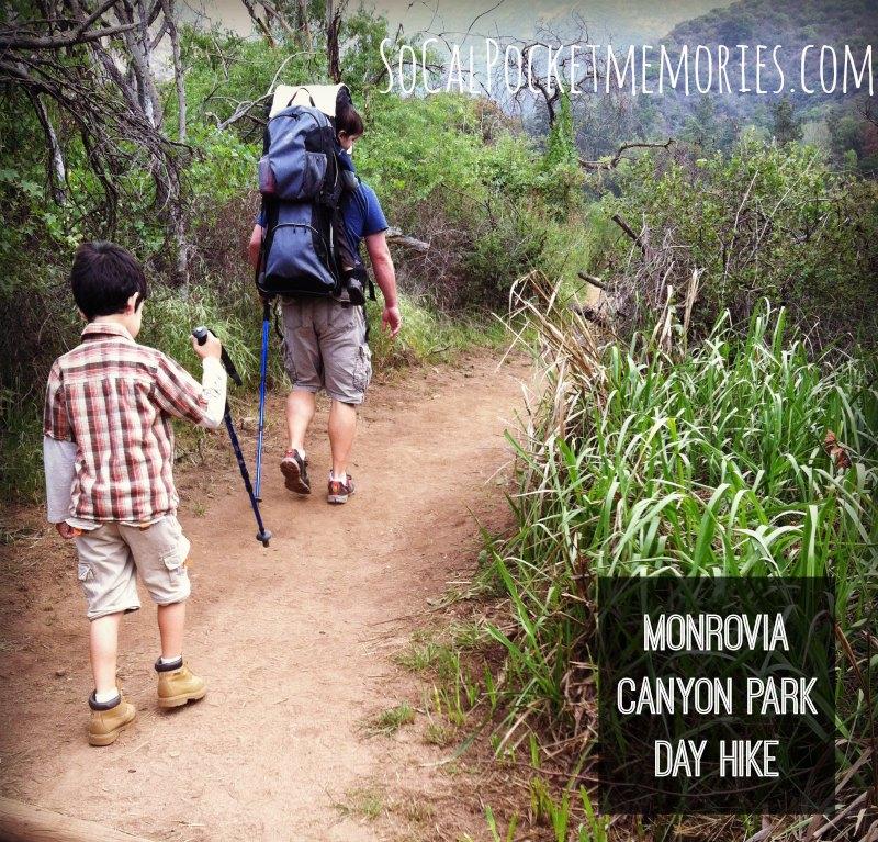 Monrovia Canyon Park Day Hike