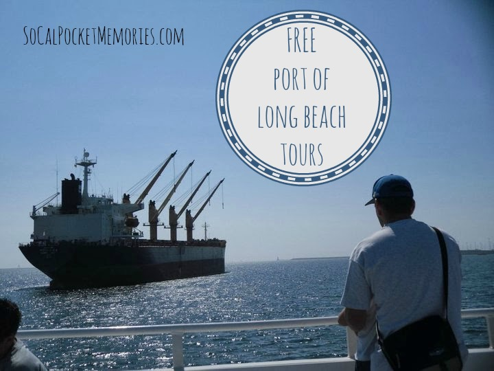 FREE Port of Long Beach Tours