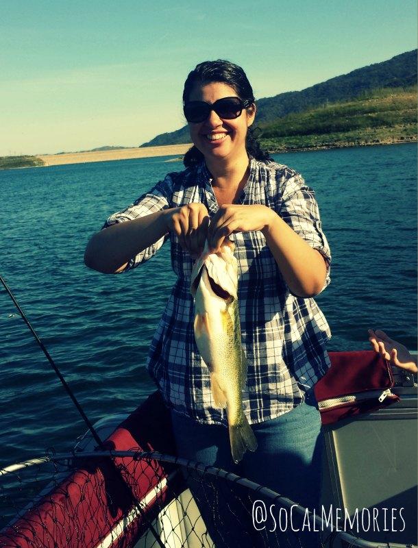 Let's go fishing at Lake Casitas with Ojai Angler