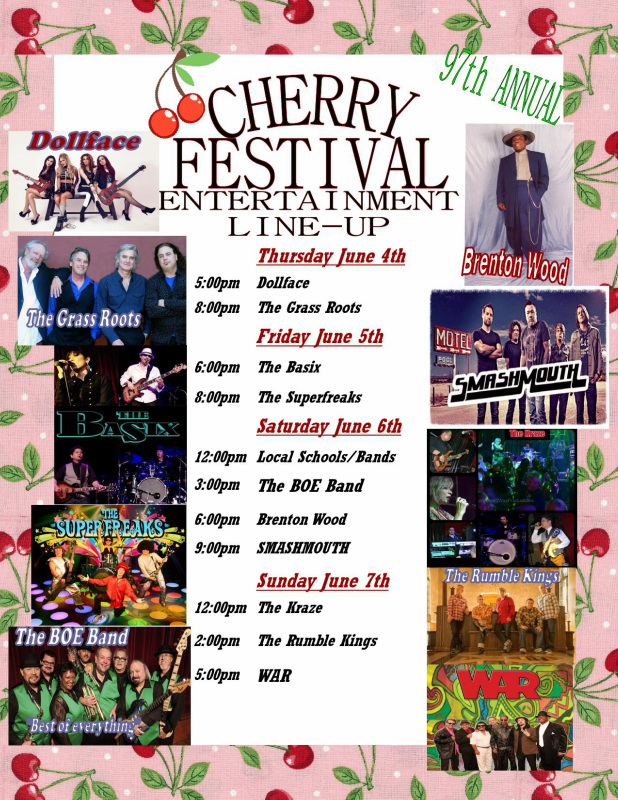 Beaumont Cherry Festival