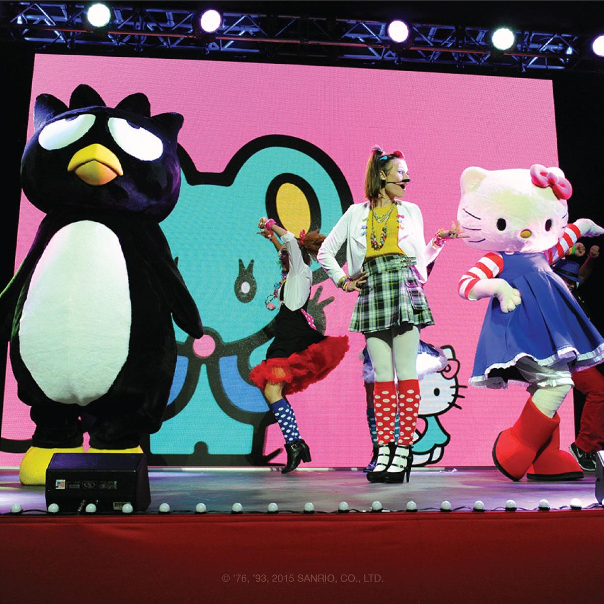 Hello Kitty Supercute Friendship Festival