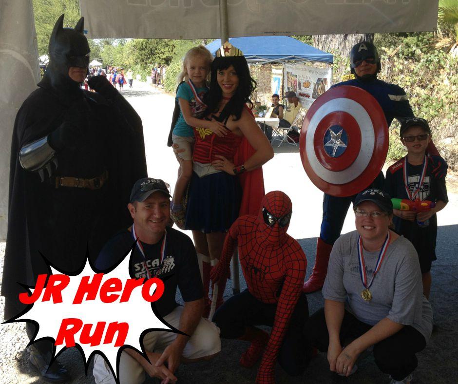 Jr Hero Run Claremont