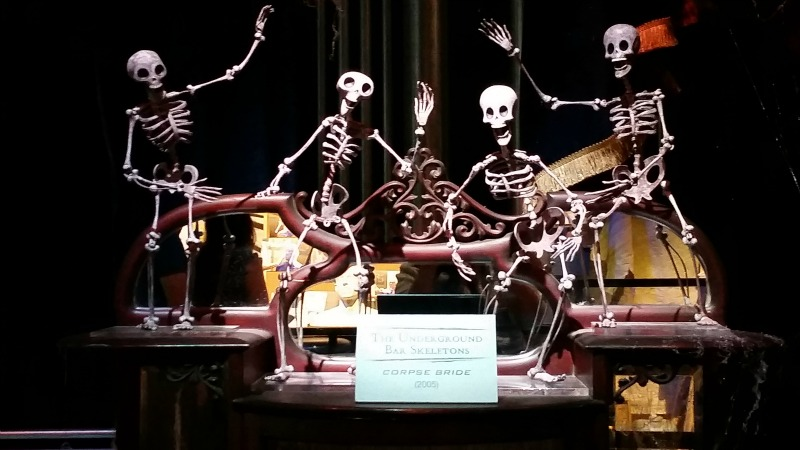 Corpse Bride Warner Bros Tours