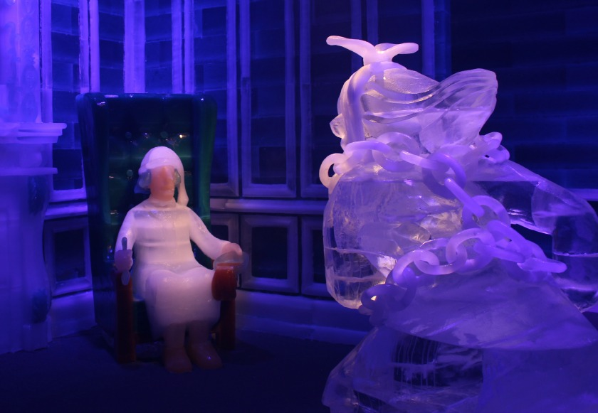 Ice Palace at Queen Mary Chill