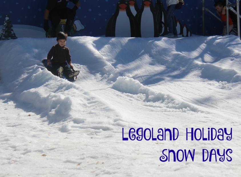 Legoland Snow Days