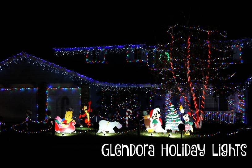 Glendora Holiday Lights