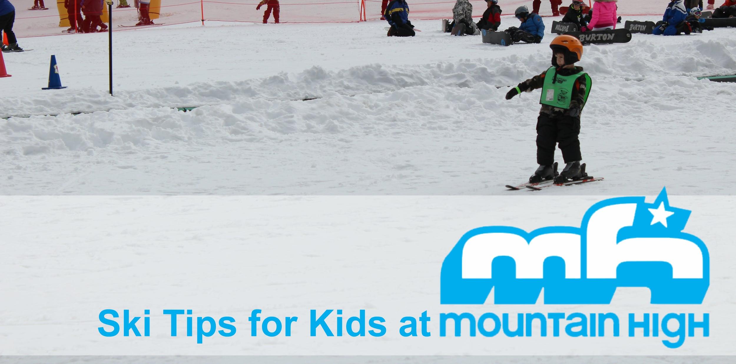 Mt High Kids Lessons