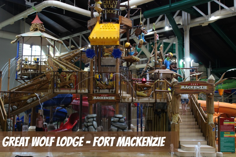 Great Wolf Lodge - Fort Mackensie