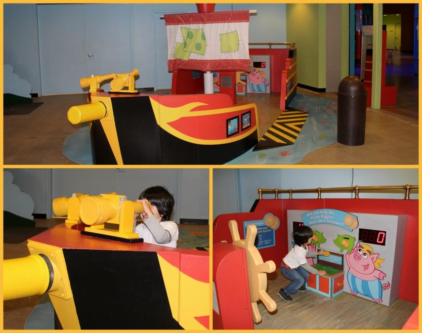 Dora & Diego at Discovery Cube OC