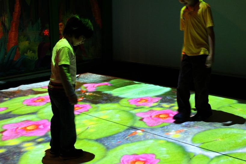 Dora & Diego Exhibit at Discovery Cube OC