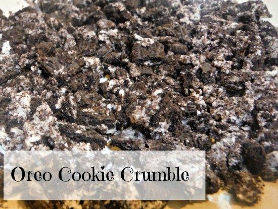 Oreo Cookie Ice Cream Balls