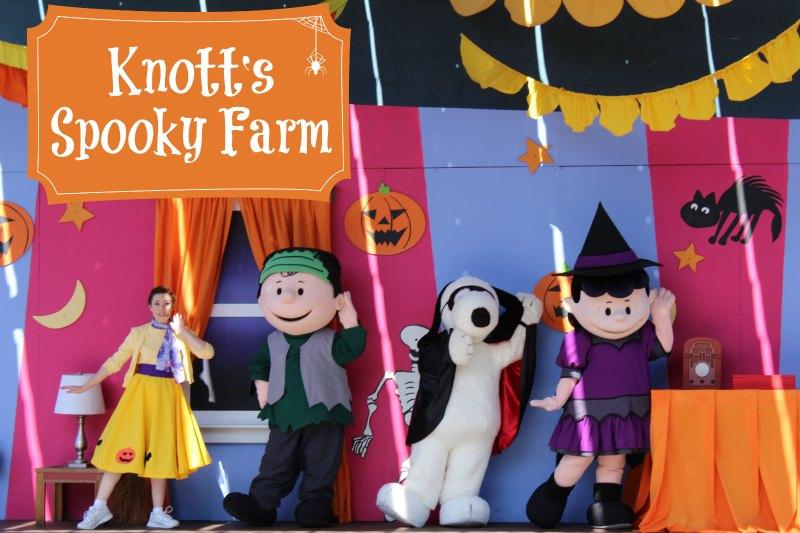 Knott's Spooky Farm