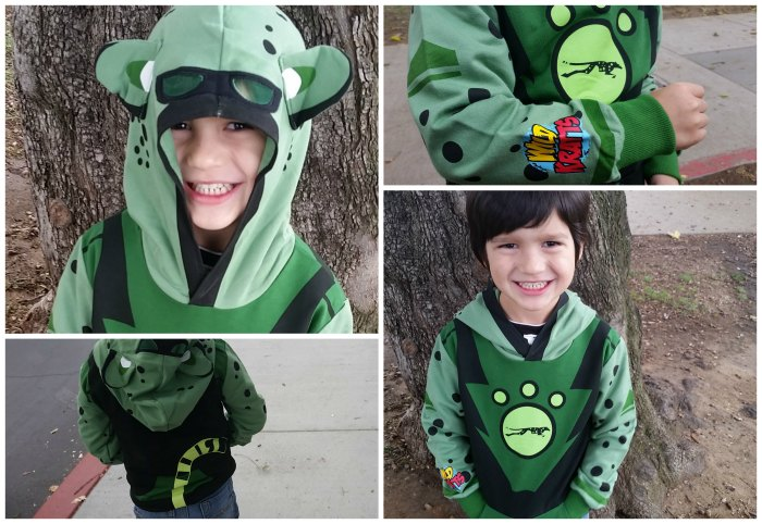 Wild Kratts Clothing