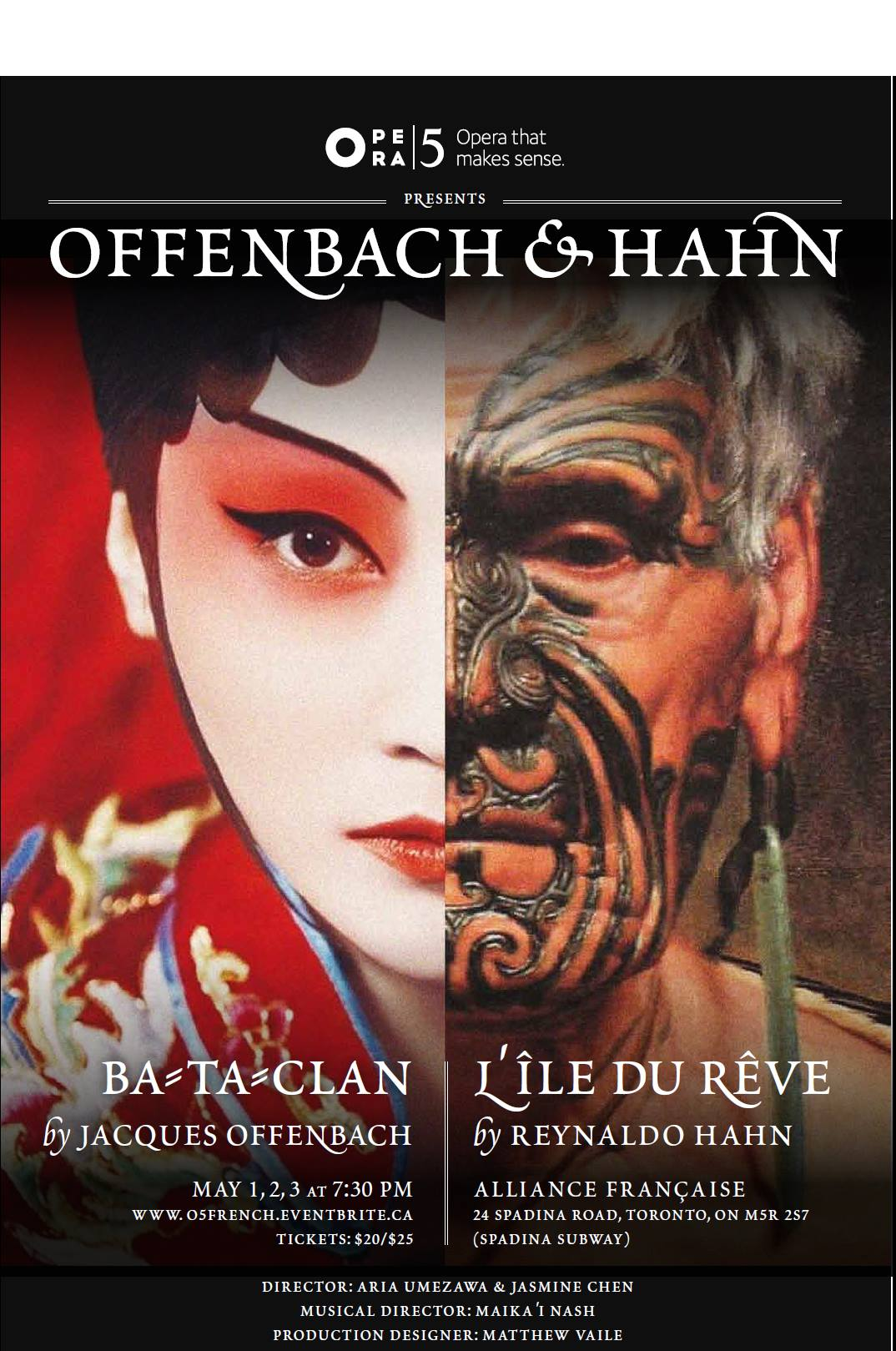 Le Ba-Ta-Clan  | Director | Opera 5