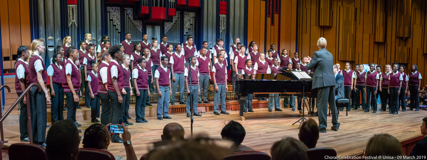 2019 Choral Celebration Festival — Colla Voce Youth Choir