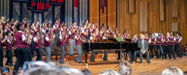 2019 Choral Celebration Festival — Colla Voce Youth Choir